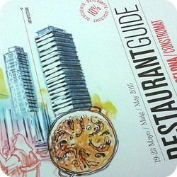 Restaurant Guide. Beyond building Barcelona. Construmat 2015